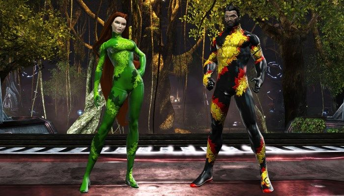 DC Universe Online Updated with the Spring Event, New Character Models & QoL Improvements