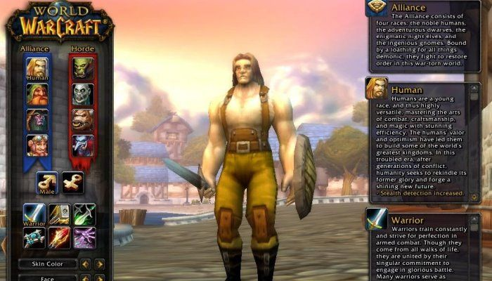 World of Warcraft: Classic Will Allow Up to 50 Characters