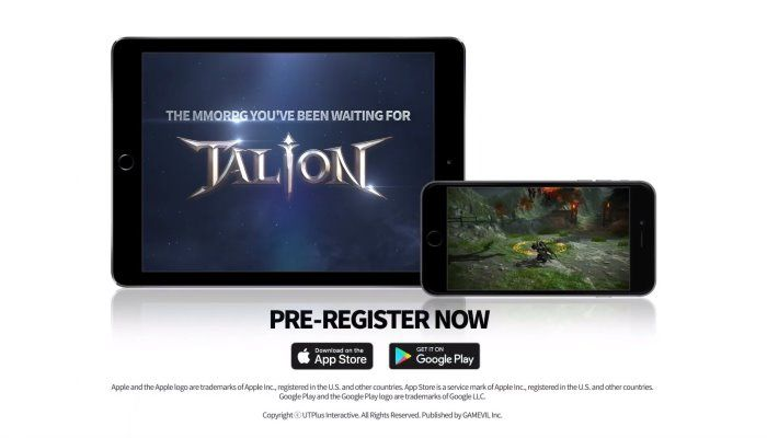5a15b5a8a0d Mobile MMO Talion to Launch for iOS   Android Devices on May 28th