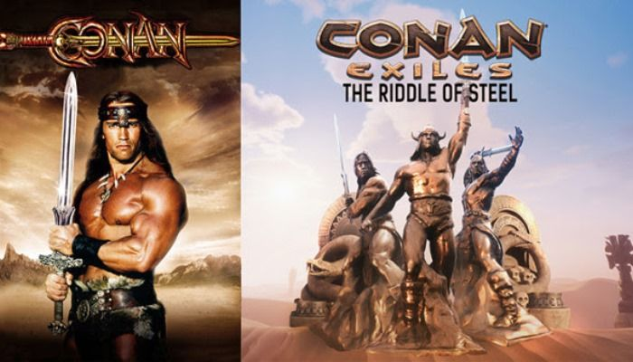 Conan Exiles Latest DLC Pays Tribute to Schwarzenegger's Movie Role - MMORPG.com