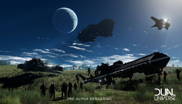 Player Progression Takes Centerstage in Latest Dual Universe Blog