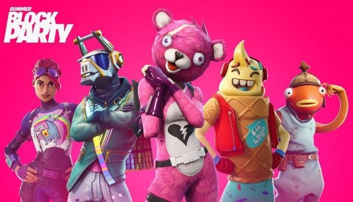 Fortnite Fans Will Gather for a Summer Block Party Near Los Angeles in June