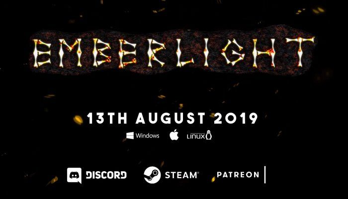 Emberlight is an Upcoming Rogue-like Dungeon Crawler Headed to Steam
