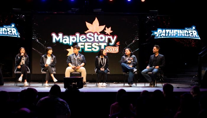 MapleStory Fest Was a Big Hit with a New Class Announced for MapleStory 2