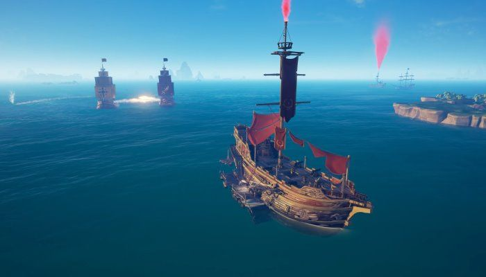 Check Out the Sea of Thieves Arena in the Latest Weekly Stream Highlights