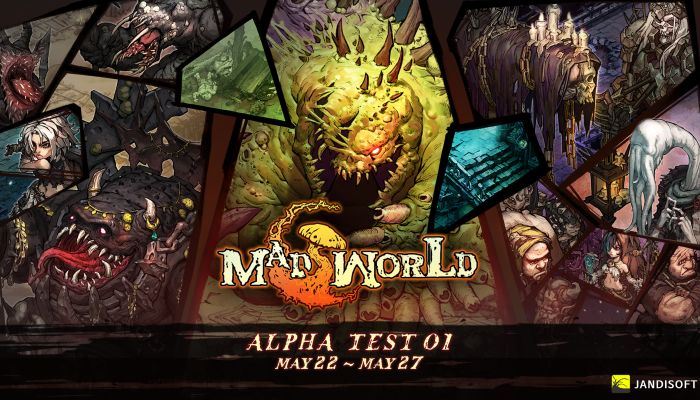 Mad World MMO to Begin Alpha Testing on May 22nd