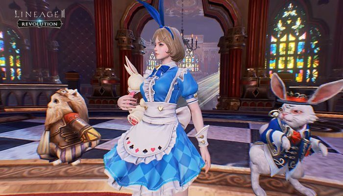 Lineage 2: Revolution Heads Down the Rabbit Hole for War in Wonderland Event