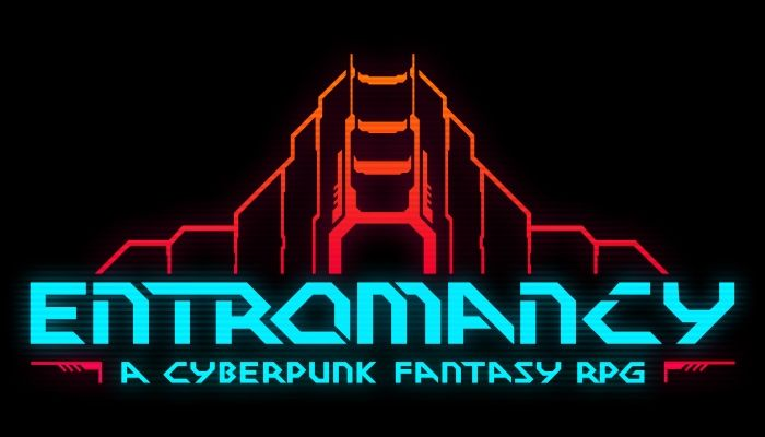Looking for Cyberpunk Tabletop Action? Then Entromancy is the Game for You!