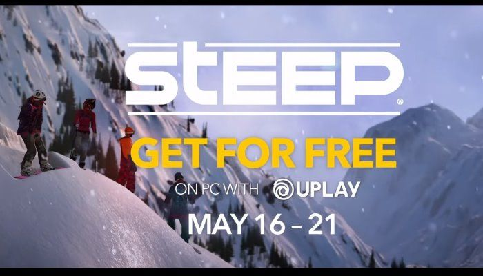 UPlay Users Can Claim the Base Game of Steep for Free