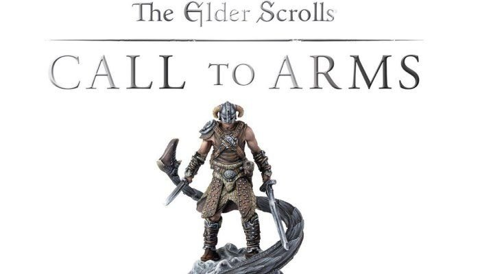 Elder Scrolls Tabletop Miniatures Game Announced & It's Set in Skyrim