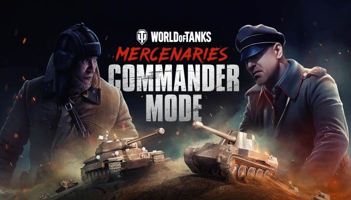 World of Tanks: Mercenaries Now Features an RTS Mode, New Features & More - MMORPG.com