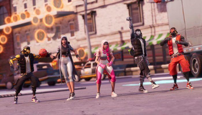 7fa05e94dfd Michael Jordan Theme Bounces Its Way Into Fortnite Creative in Latest  Crossover Event - MMORPG.com