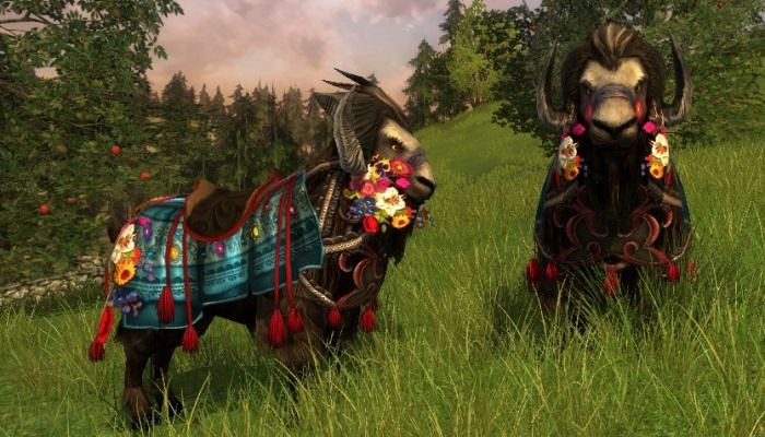 Lotro Spring Festival 2020.The Spring Festival Encore Begins In Lord Of The Rings