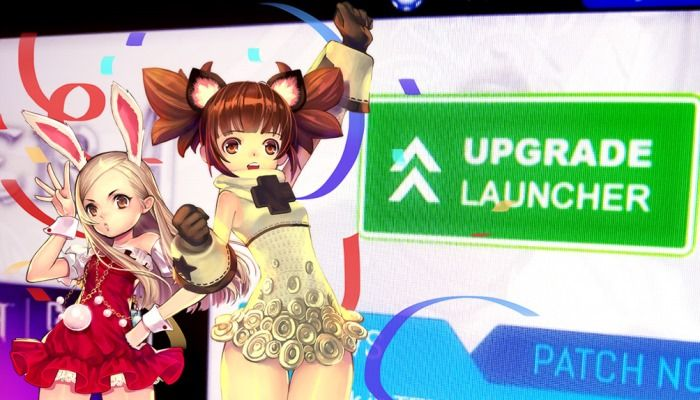 TERA is Headed to the En Masse Launcher Starting Today