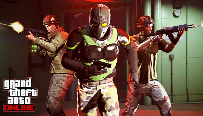 Grand Theft Auto Online Launches the New Missile Base Series & Much More - Grand Theft Auto Online News