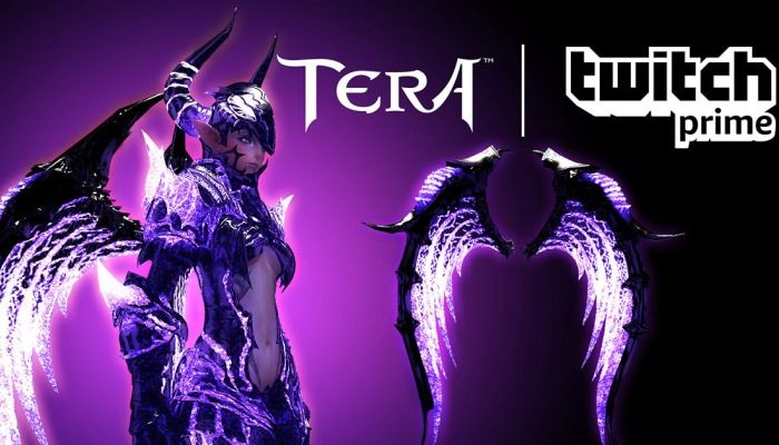 TERA's Latest Twitch Prime Goody Bag Drops - TERA News