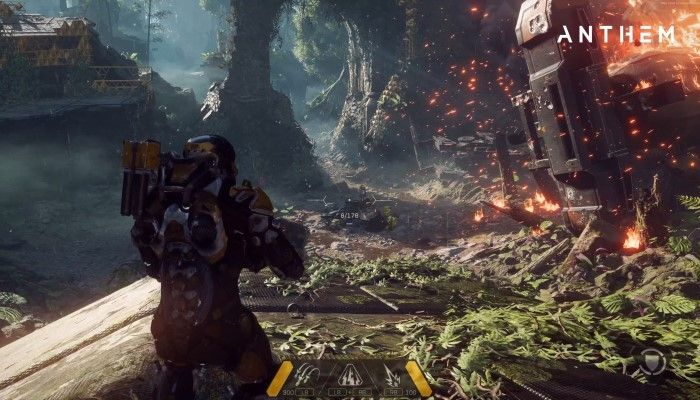 After Weeks of Silence from the Devs, Anthem Gets a Surprise Update