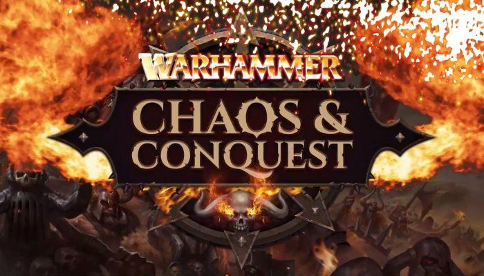 Warhammer: Chaos & Conquest Launches for Mobile Devices