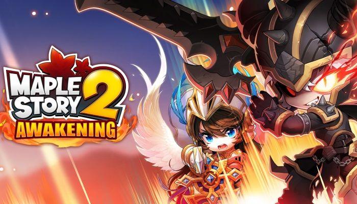 Nexon Launches Awakening Expansion Update into MapleStory 2 - MMORPG com