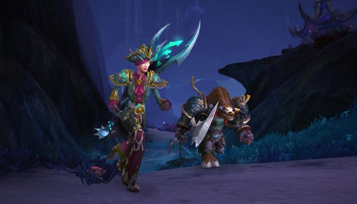 Check Out the Upcoming World of Warcraft Benthic Gear - MMORPG.com