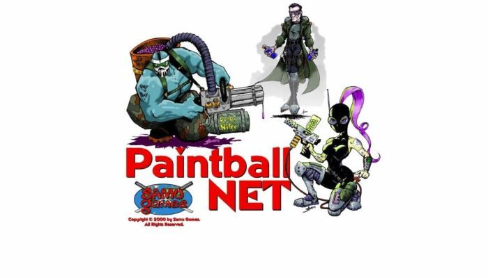 Paintball Net, 'the Original OG PVP MMO', Returns & It Ain't for Wimps