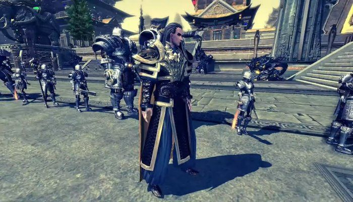 Empyrean Shadows to Launch in Blade & Soul on June 19th