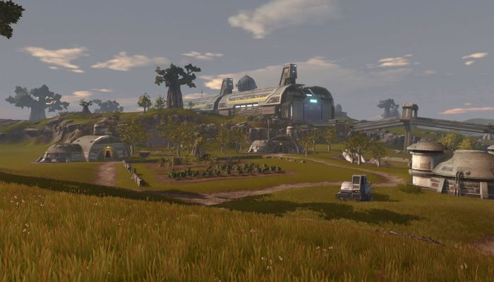 Star Wars: The Old Republic Dantooine Incursion Goes Live