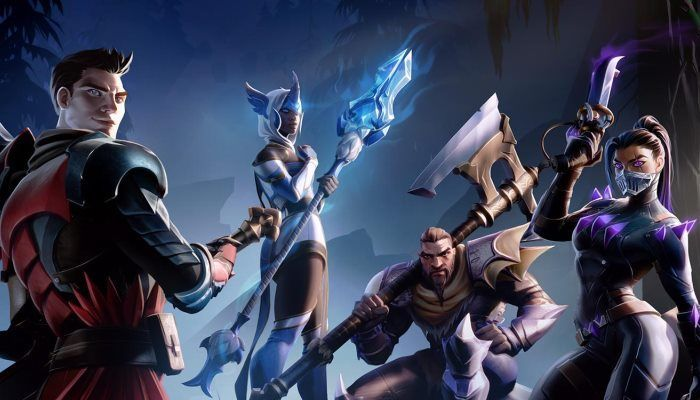 Dauntless Headed to Switch in 2019 + Over 10M Players Have Taken Part