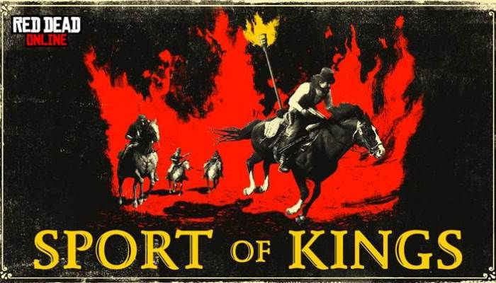 Sport of Kings Rides Into Red Dead Online as a New Showdown Mode