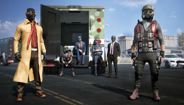 Rogue Heist Shoots Its Way to Closed Beta This Weekend