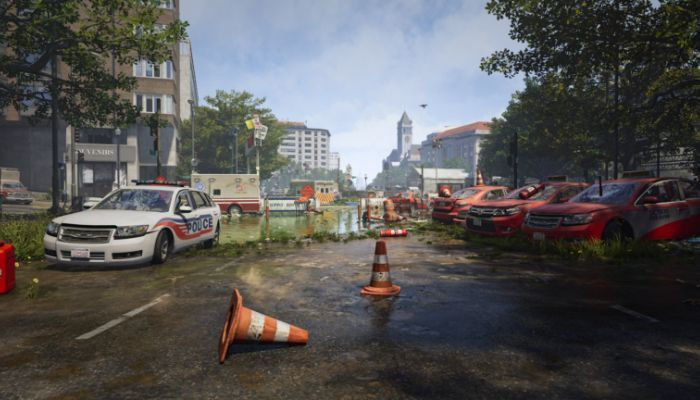 The Division 2 is Free to Play From Today Through June 17th