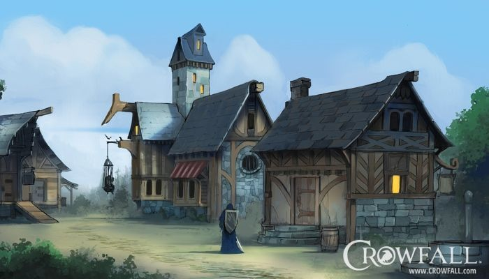 Artcraft Parts Ways with Travian Games & Reacquires Crowfall