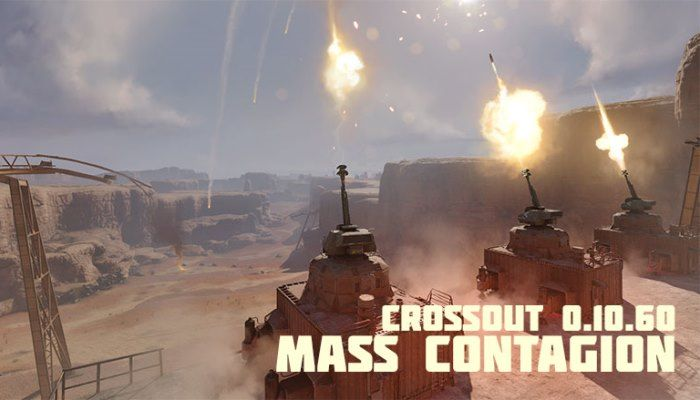 Mass Contagion Infects Crossout After Latest Update - MMORPG.com