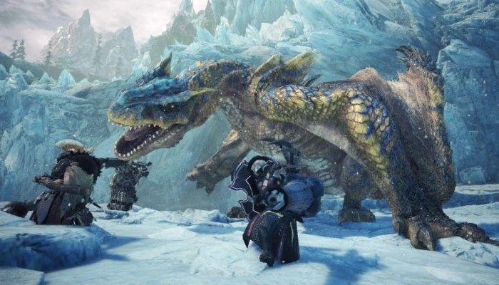 Monster Hunter World News - MMORPG com