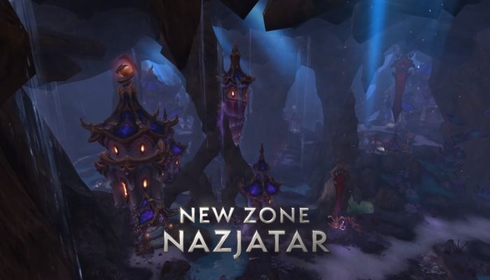 World of Warcraft: Rise of Azshara (v8.2) Ready to Roll on June 25th - MMORPG.com