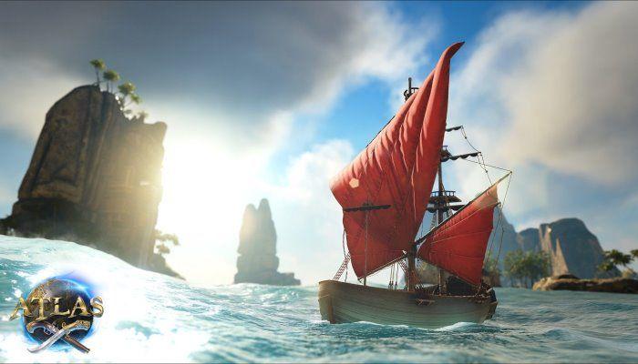 Atlas - MMORPG com