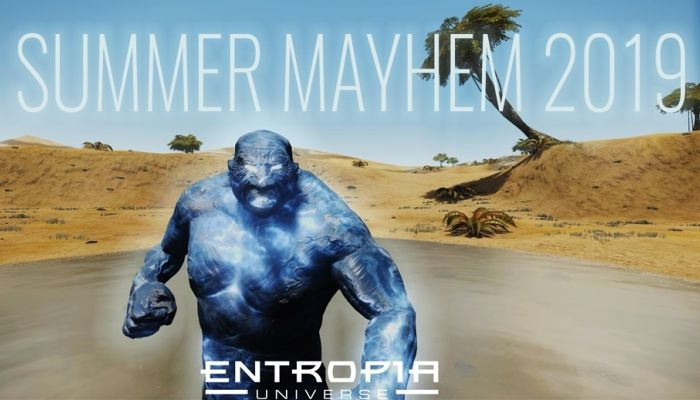 Annual Summer Event Lands in Entropia Universe
