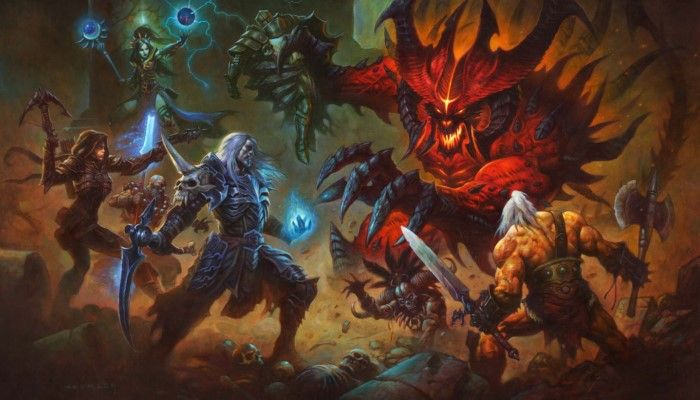 Diablo 4 Shown to French Employees & is Headed to BlizzCon 2019