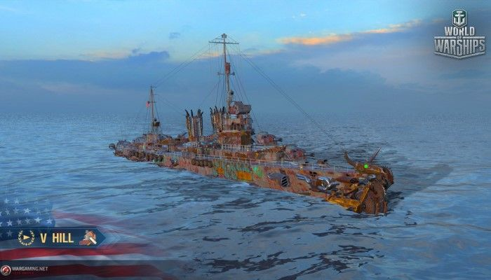 World of Warships Captains Set Sail for a New Battle Royale Mode