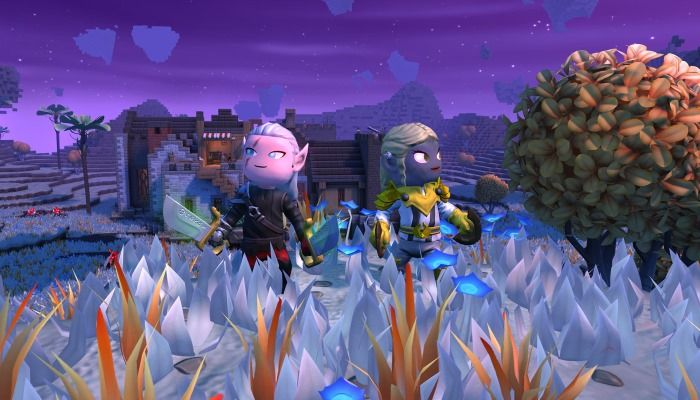 Portal Knights to Receive Its Biggest Update Yet & It Comes with a New Race & Class
