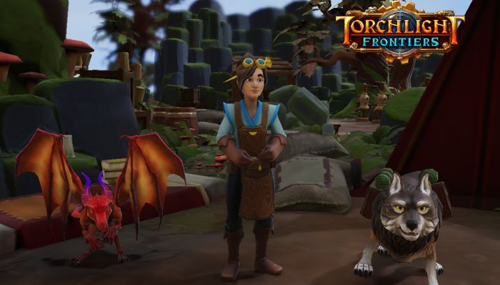 Torchlight Frontiers 'Beast Buddies Update' Coming on July 16th