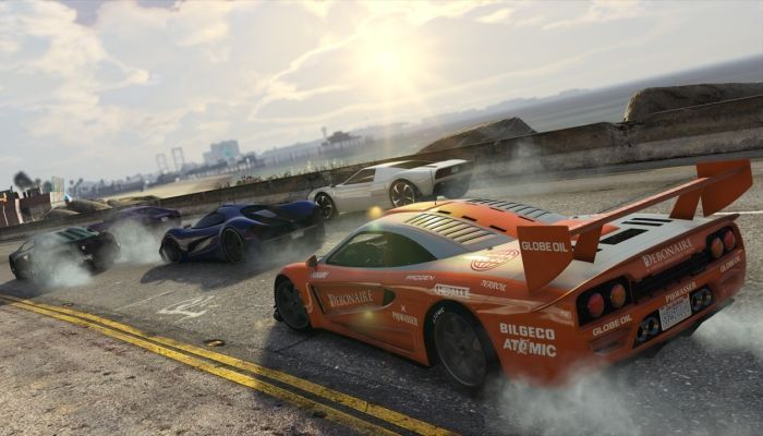 Race Your Heart Out in Grand Theft Auto Online for Triple GTA$ & RP - Grand Theft Auto Online News