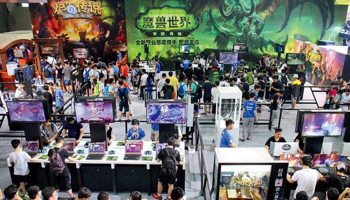 Proposed Chinese Game Rules Would Strictly Define What Can Be Shown to Players