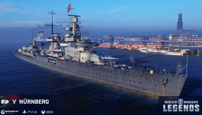World of Warships Legends Sets Sail for Tons of New Content