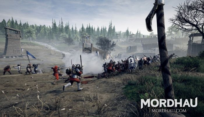 Mordhau Devs Under Fire for the Game's Toxic Community