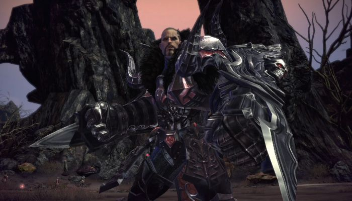 TERA Console Players Can Now Duke It Out with the Human Male Brawler - TERA News