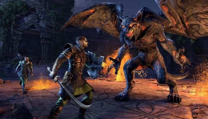 Elder Scrolls Online Scalebreaker DLC & Update 23 Previewed