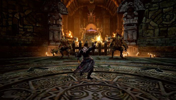 Bless Unleashed Xbox One Beta Dates Announced & New Dungeons Trailer Released