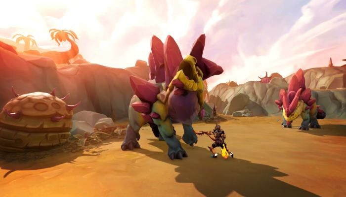Start Dino-Hunting with Today's Launch of Land Out of Time in RuneScape