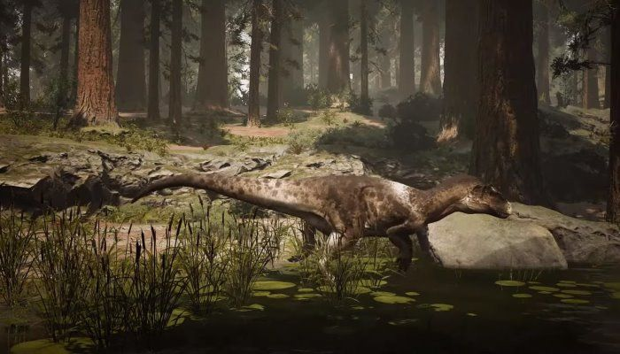 Latest Dev Video Reveals that Even Dinosaurs Need a Place to Call Home